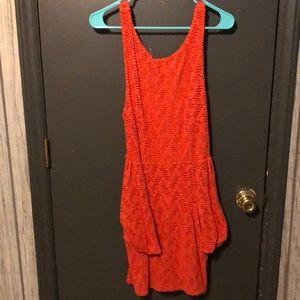 Free People Dresses - Orange dress